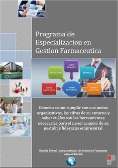 Conozca todas las herramientas de la gerencia moderna en el entorno farmacéutico. Mas información a contacto@evilaf.com