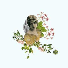 collage fortune teller - Clare Celeste Börsch