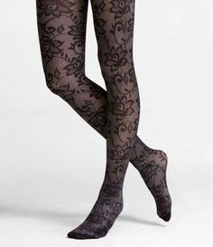 LACE BODY-SHAPING FULL TIGHTS