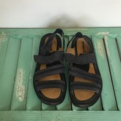 last call Romika blue leather sandals nwot Blue leather Romika sandals. Like new condition. Super comfortable! Romika Shoes Sandals