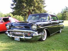 57 Chevy Bel Air