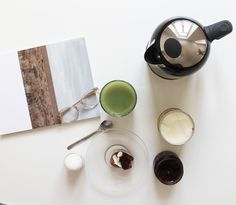 Sunday breakfast with Matcha Sunday Breakfast, Matcha, Tea Time, Sunday, High Tea