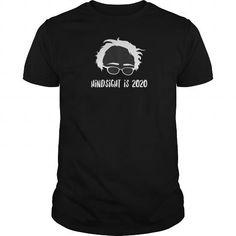 T shirts Fashion for Men Best BERNIE SANDERS HINDSIGHT IS 2020  8FRONT Shirt #tshirt #fashion #tshirtprinting  #tshirts