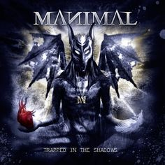 """MANIMAL: Udo Dirkschneider to guest on new album / cover & tracklist unveiled!  Swedish heavy/power metallers MANIMAL have set November 20th as release date for their sophomore studio album, titled """"Trapped In The Shadows"""", which follows 2009's successful debut """"The Darkest Room"""". """"Trapped In The Shadows"""" will feature a guest appearance by legendary vocalist Udo Dirkschneider on the song """"The Journey""""."""