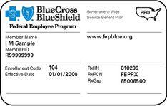 # 1 PPO ~ Blue Cross  Sample Medical ID