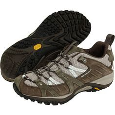 merrell hiking shoes, $95 on zappos