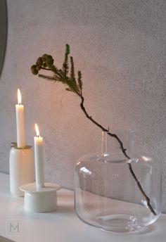 SK Unik ja Marimekon syksyä – Marjamailla Marimekko, Xmas, Christmas, Glass Vase, Candle Holders, New Homes, Cottage, King, Candles