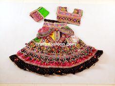 Garba Chaniya Choli, Garba Dress, Navratri Dress, Lehenga Choli, Ghaghra Choli, Belly Dance Skirt, Tribal Dance, Bohemian Skirt, Indian Lehenga