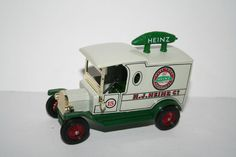 Matchbox Models of Yesteryear Y12 1912 Model T Ford – HJ Heinz Co