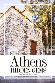 Athens Hidden Gems: 10 Unusual Things to See and Do | http://farmboyandcitygirl.com/destinations/europe/greece/athens/athens-hidden-gems-10-unusual-things-to-see-and-do/