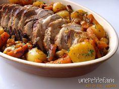 R_ti_de_porc_jardinier - - R_ti_de _.- R_ti_de_porc_jardinier – – R_ti_de_porc_jardinier - Ground Pork Sausage Recipes, Ground Pork Recipes Easy, Healthy Pork Recipes, Healthy Christmas Recipes, Turkey Recipes, Easy Diner, Cooking Recipes For Dinner, Cooking Turkey, Italian Recipes
