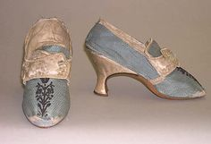 ca 1776, shoes