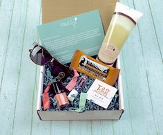 Kites & Ivy College Care Packages
