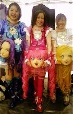 Leo, Living Dolls, Cosplay, Pretty Cure, Fursuit, Mascot Costumes, Behind The Scenes, Harajuku, Geek Stuff