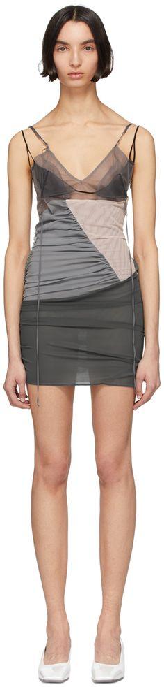 Shadow Costume, Pink Blue, Short Dresses, Street Wear, Silk, Runway, Fashion Design, Canada, Trends