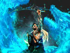 Ryu ga waga teki wo kurau - Hanzo 'Overwatch' Release the twin dragons DA… Overwatch Hanzo, Overwatch Comic, Overwatch Fan Art, Widowmaker, Badass Anime, Game Design, Genji And Hanzo, Game Of Life, Character Art