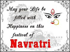 May your life be filled with happiness on this festival of #navratri .... #HappyNavratri !!