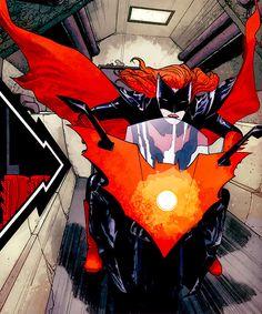 Batwoman in Detective Comics #854