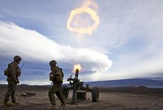 The Front Lines (36 Photos) In wartime and peace the United States military is a constantly evolving organism, always on alert and training for the worst. Thanks to our working m...