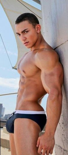 Damn that Latino is super hot.
