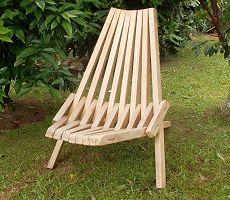 how to build a Kentucky Stick Chair