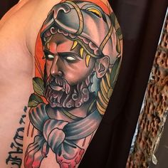 My Hercules tattoo done by at Malibu tattoo studio in Sitges, Spain. Check him out! Hercules Tattoo, Sitges, Tattoo Studio, Tattoos For Guys, Sleeve Tattoos, Tattoo Artists, Tattoo Designs, Ink, Spain