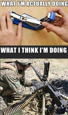 This sounds about right. #gun #humor #funny