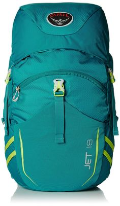 Osprey Youth Jet 18 Backpack *** Additional details at the pin image, click it  : Best hiking backpack