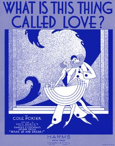 Classic Cole Porter song