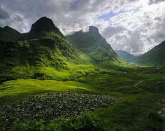 The Scottish Highlands <3