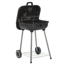 Square smoker kettle charcoal BBQ at Wilko in store reduced from 40 to instore at Wilko Barbecue Grill, Grilling, Kettle Bbq, Bbq Cover, Charcoal Bbq, Chrome Plating, Outdoor Furniture, Outdoor Decor, Storage Spaces