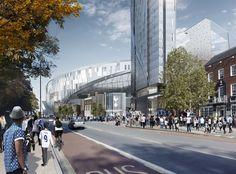 Gallery - Populous Designs Tottenham Hotspur's New Stadium in London - 6