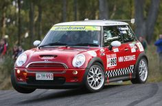 AUSmotive.com » Random wallpaper: Team MINI at 2006 Targa Tasmania
