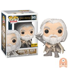 Funko Figures, Pop Vinyl Figures, Dragon Ball, Tiny Titans, Funko Pop Dolls, O Hobbit, Fantasy Concept Art, Emo, Gandalf