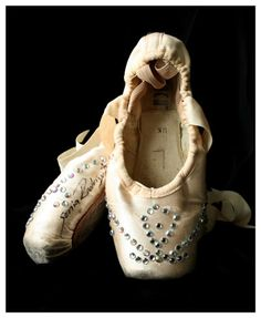Ballet   I want these shoes they are so beautiful