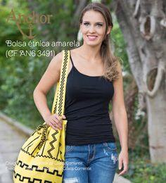 Artesanato com amor...by Lu Guimarães: Aprenda como fazer bolsa étnica bordada