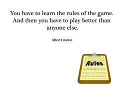 Albert Einstein Rules Printable Quotes can be printed and is a great free printable item! If you like Printable Motivational Quotes then check out our Printable Christening Invitations! Free Printable Quotes, Free Printables, Christening Invitations, Perfection Quotes, Albert Einstein, Motivational Quotes, Sayings, Learning, My Love