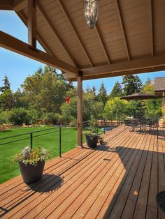 56 Best Covered Deck Images Covered Decks Backyard Patio