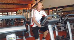 AC Milan has been a Technogym partner for years. #itrainwithtechnogym