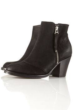 Search for new black boots is on