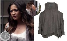 Emily Fields Fashion, Clothes, Style and Wardrobe worn on TV Shows Pretty Little Liars Seasons, Pretty Little Liars Fashion, Lucy Hale Style, Emily Fields, Basic Tank Top, Womens Fashion, Fashion Trends, Tank Tops, My Style