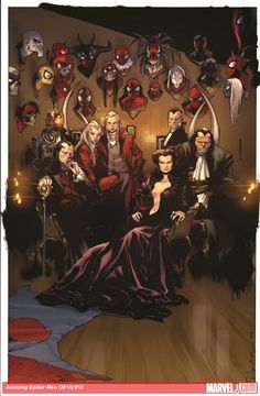 the House of  Morlun