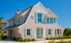 Photos of fine Cape Cod Homes - High Point - Cape Cod Architects