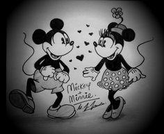 Mikey & Minnie