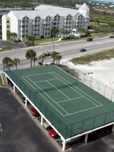 Orange Beach Condos Above Ground Parking