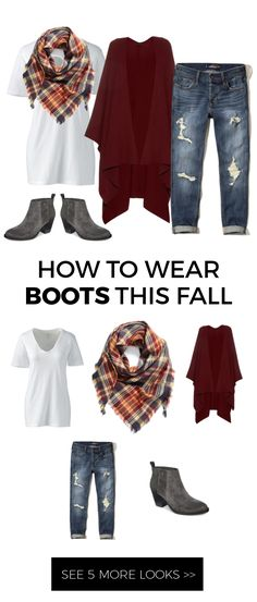 5 Must-Have Boots to Complete the Perfect Fall and Autumn Outfit
