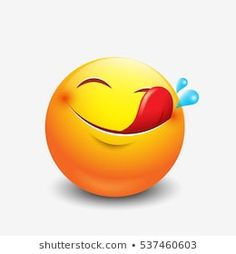 Find Cute Hungry Emoticon Emoji Smiley Vector stock images in HD and millions of other royalty-free stock photos, illustrations and vectors in the Shutterstock collection. Animated Smiley Faces, Funny Emoji Faces, Emoticon Faces, Funny Emoticons, Images Emoji, Emoji Pictures, Funny Pictures, Love Smiley, Emoji Love