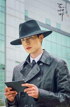 Guardian : The Lonely and Great God Gong Yoo, Asian Actors, Korean Actors, Goblin Kdrama Grim Reaper, Lee Dong Wook Goblin, Lee Dong Wok, Goblin Korean Drama, Song Joong, Choi Jin