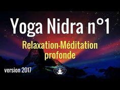 Meditation guidée - Relaxation - Yoga nidra - YouTube Relaxation Meditation, Relaxing Yoga, Meditation Music, Yoga Nidra, Coaching, Fatigue Syndrome, Adrenal Fatigue, Ashtanga Yoga, Best Yoga