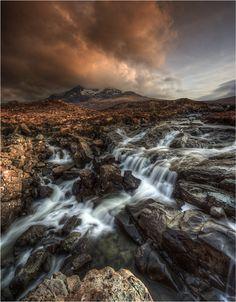 Sgurr Nan Gillean by Pascal Bobillon (Isle of Skye, Scotland)